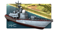 WRD OfficialSite Warships Corvettes