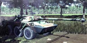 AMX-10 RC ingame