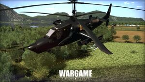 WargameAB Ka50-1
