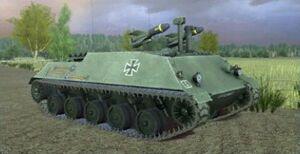 Raketenjagdpanzer1 ingame