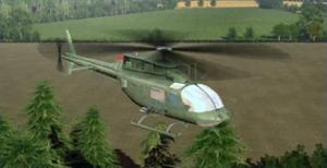 WEE OH-58CKiowa