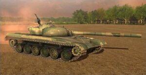 Ingame T-72