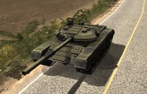 WRD Ingame T-80BV