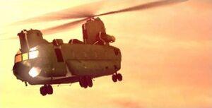 CH-47C ingame
