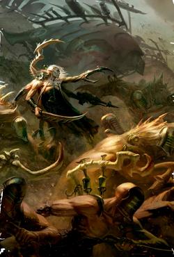 Haemonculus & Creations battle