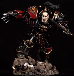 First Cpt. Abaddon Justaerin
