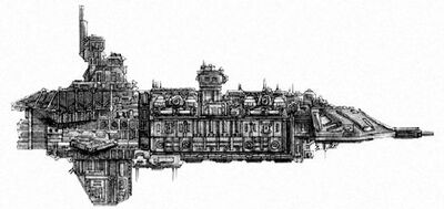 Vengance Class Grand Cruiser