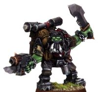 Blood Axe Ork Kommando