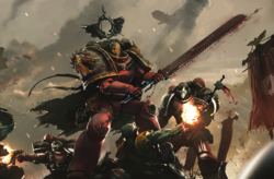 Chapter Master Seth Armageddon