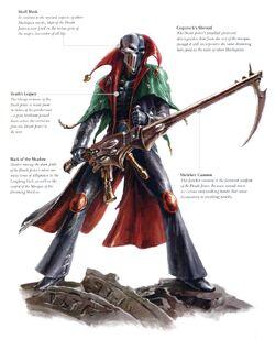 Deathjester Wargear