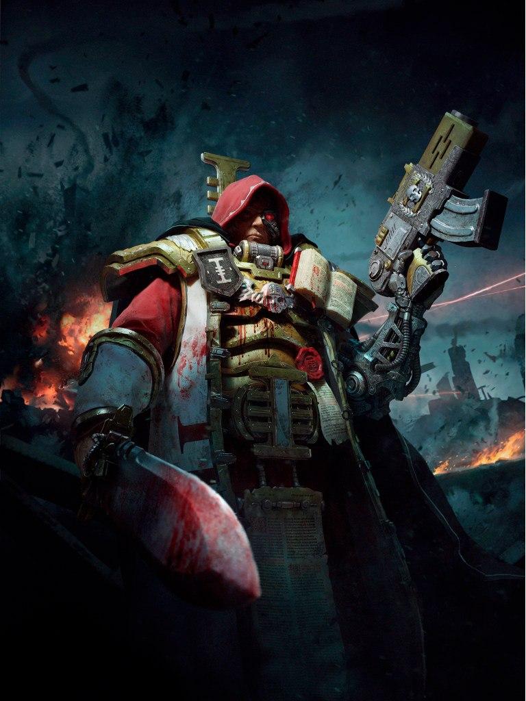 inquisitor warhammer 40k fandom powered by wikia