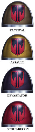 Executioners Squad Colours