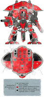 Mechanicus-aligned Heraldic Principles