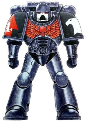 Iron Hawks Astartes