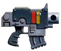 Mk III Ultima Pattern Bolt Pistol Howling Griffons