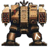 Minotaur Mortis Dreadnought