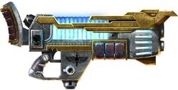 Apollo Pattern Plasmagun