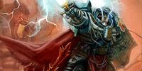 Grey Knights Supreme Grand Master