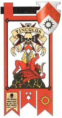 Vinculus Crusade Banner