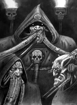 Mechanicus Adepts