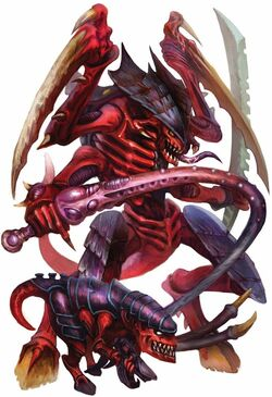 Tyranid Warrior Prime