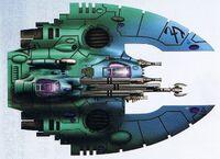 Mymeara Firestorm Grav-Tank