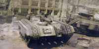 Salamander (Armoured Vehicle)