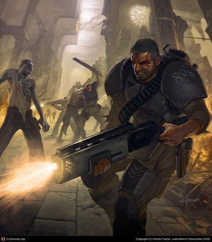 File:Cadian Shock Troopers vs. Zombies.jpg