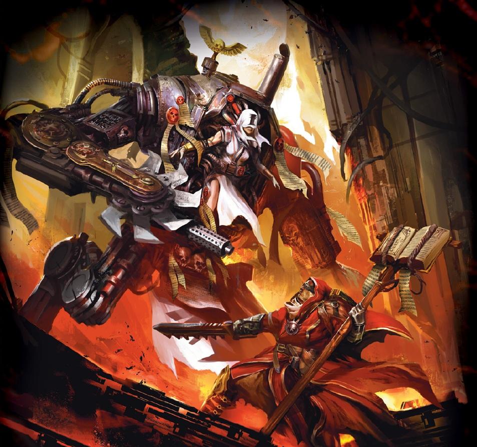 Penitent Engine Warhammer 40k Fandom Powered By Wikia