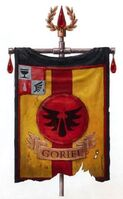 2nd Co Banner Sgt Goriel