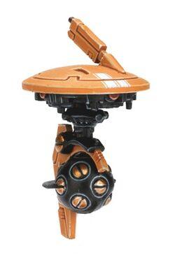 Grav-Inhibitor Drone