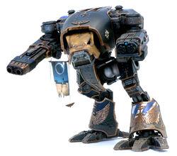 Imperial Warhound Titans