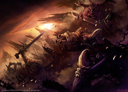 Nurgle Daemon Legions by nstoyanov