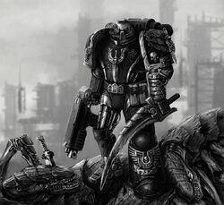 Tyrannic War Veteran