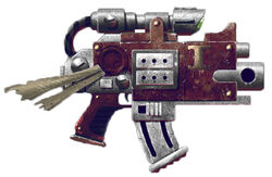 DW Bolter