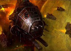 Ork Fleet