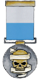 9. Administratum Medal