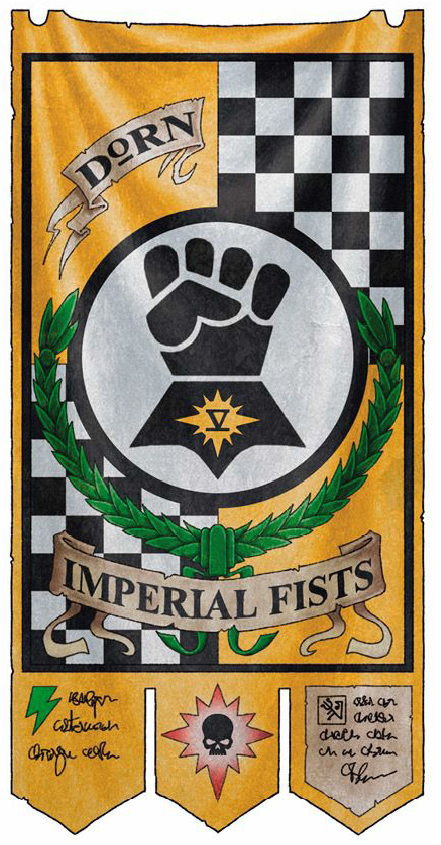 imperial fists logo - photo #38