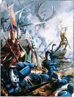 Eldar War Host