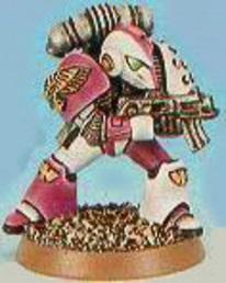 Tactical Marine Death Eagles 1990 miniature