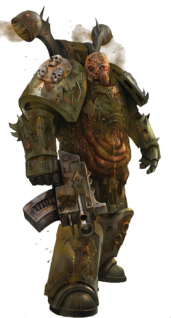 Plague Marine Tome of Decay