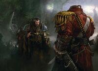 Rogue Traders meet