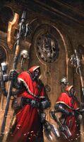 Skitarii guards
