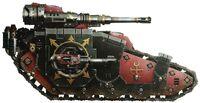EC Relic Sicaran Battletank
