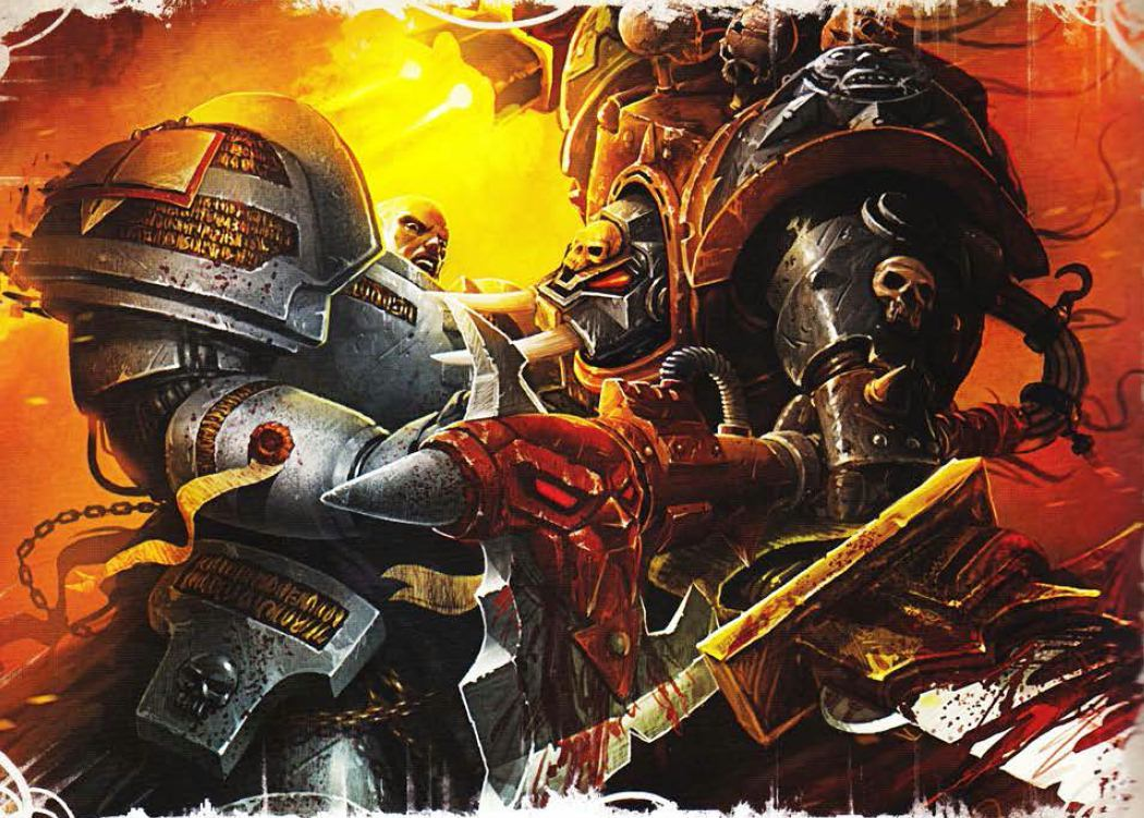 Warhammer 40k Space Marines: Fandom Powered By Wikia