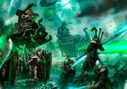 Necron Review: Heavy Support: Annihilation Barge | Frontline Gaming