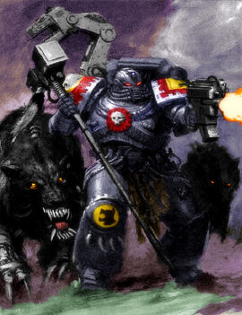 SW Iron Priest color