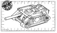 Sabre Tank Hunter schematic