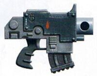 Mk II Angelus-Ves Bolt Pistol
