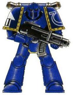 UM Mk3power armor